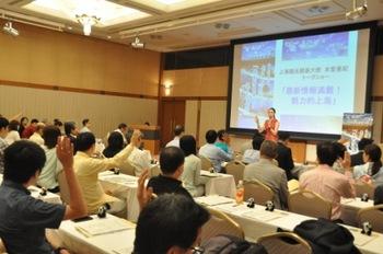 毎年、本堂さんの上海トークショーは大盛況.JPG